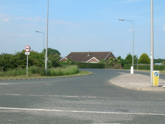 B1240 towards Hedon