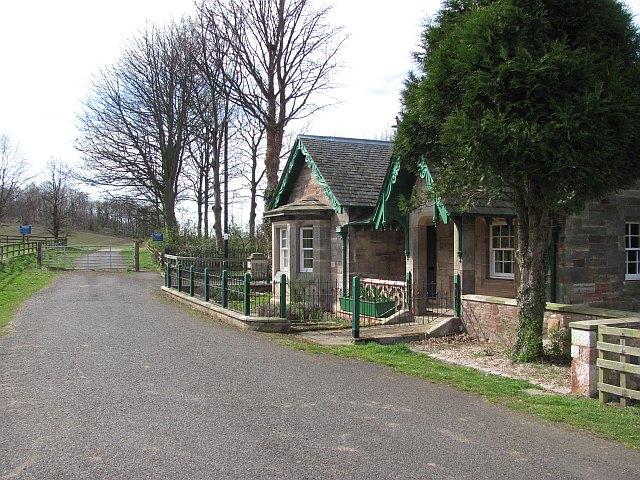 East Lodge, Dirleton
