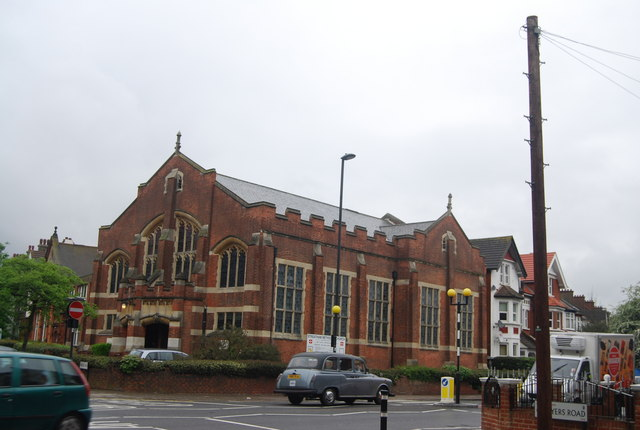 Streatham Methodist Church, Riggindale Rd
