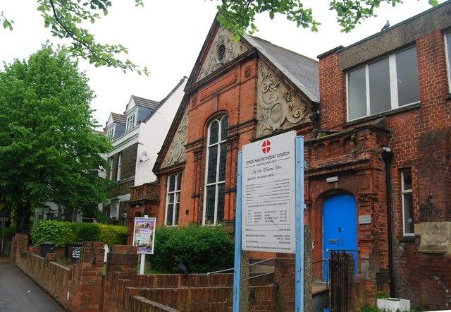Church Hall, Streatham Methodist Church