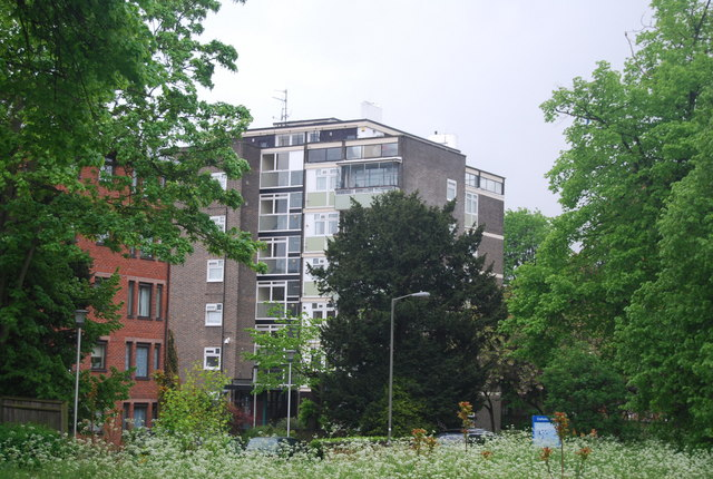 Block of flats, Streatham Park