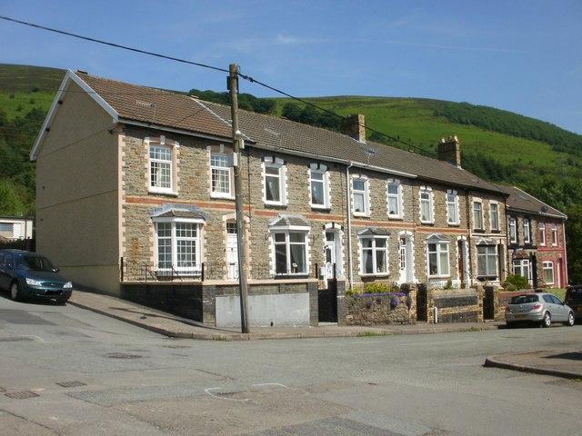 Bailey Street, Cwm