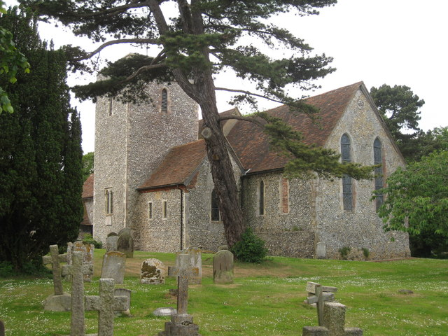 Church of St Peter and St Paul, Upper Hardres