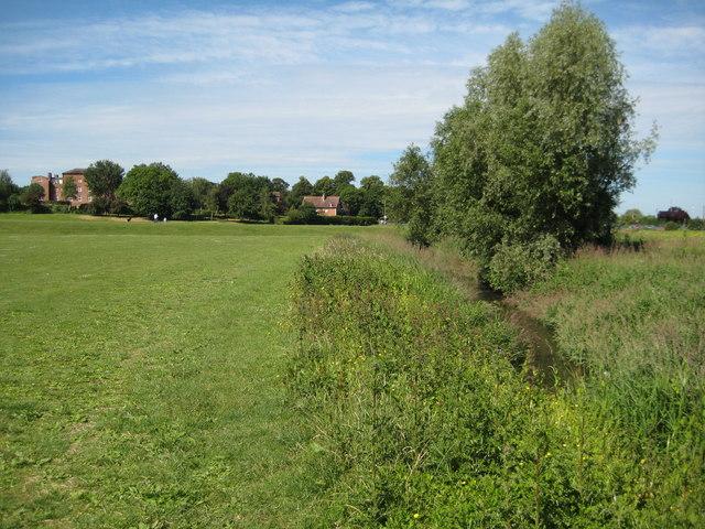 Beside the River Swilgate