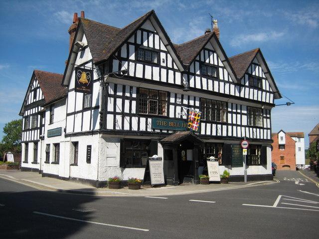 The Bell Hotel, Tewkesbury