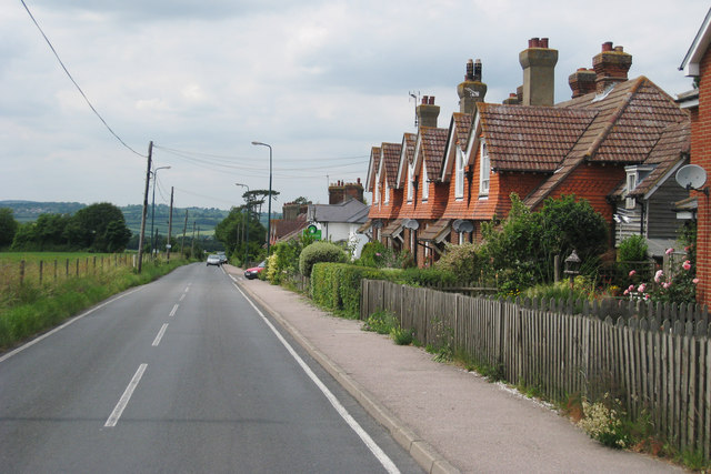 Houses on The Downs