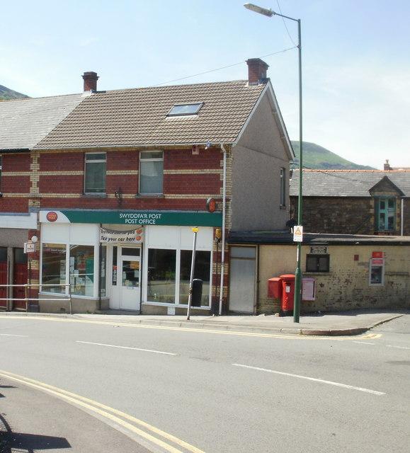 Cwm Post Office