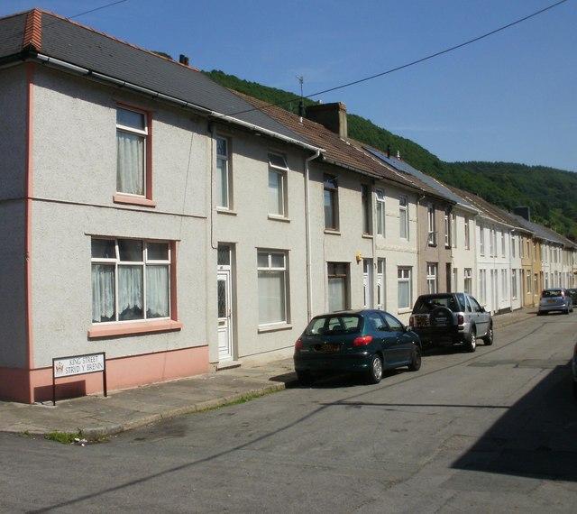 King Street, Cwm