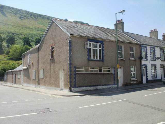 Cwm Comrades Club & Institute