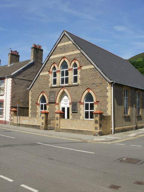 Tallistown Congregational Church, Cwm