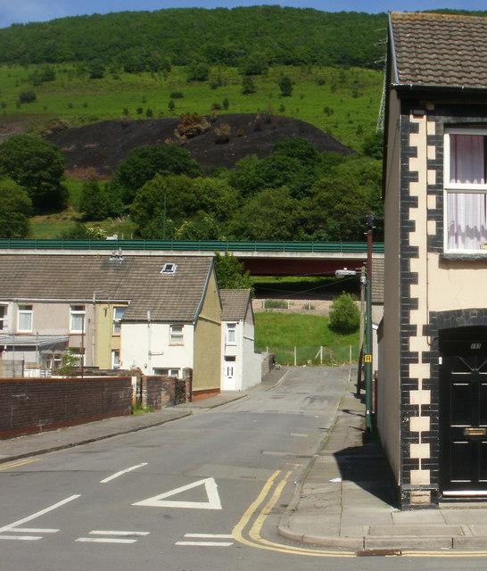 Graig Terrace, Cwm