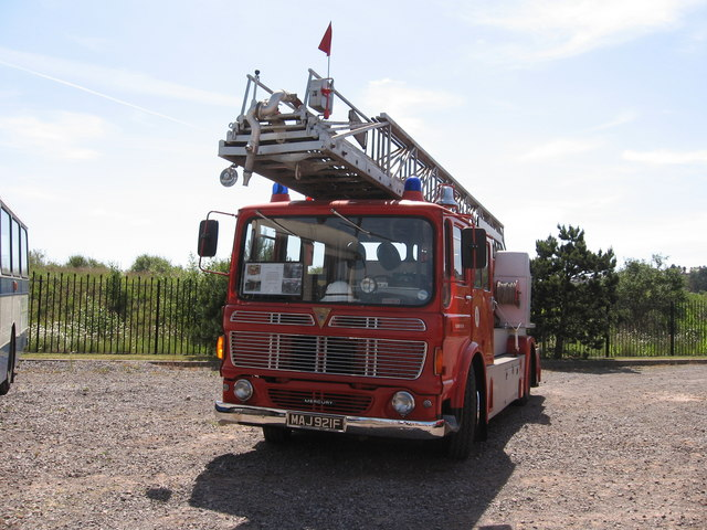 AEC Mercury/Merryweather Fire Engine