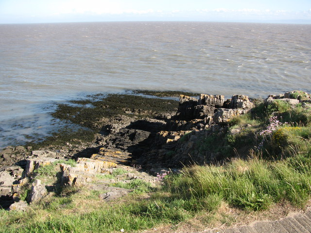 Coastline near Jackson's Bay