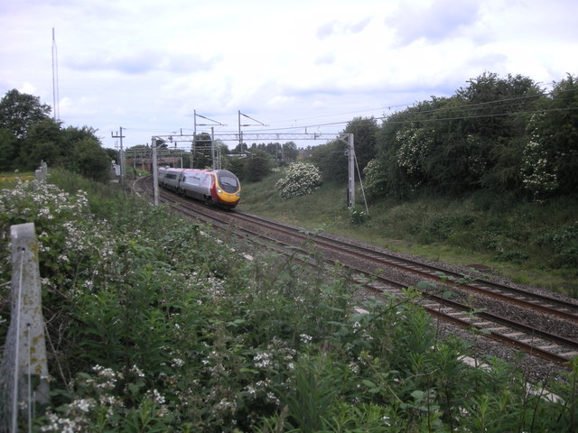 Dodford-West Coast Mainline