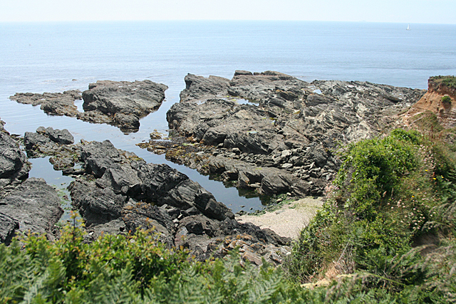 Chivelstone: Landing Cove