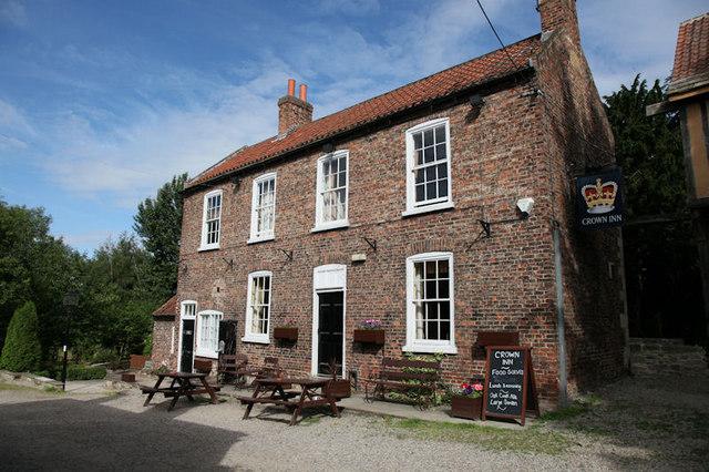 The Crown Inn, Bolton Percy