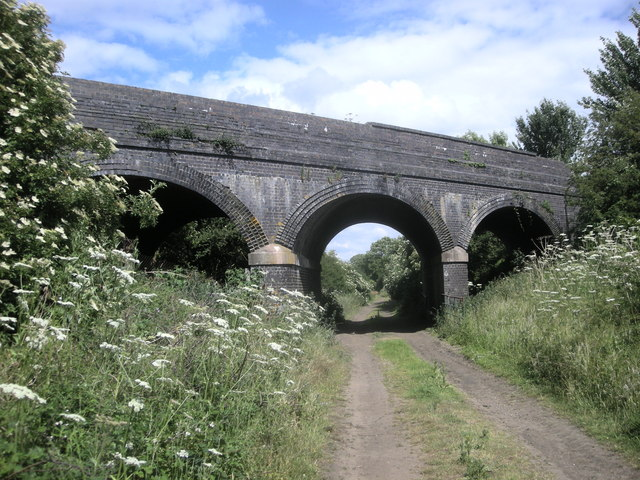 Byway Bridge near Dodford