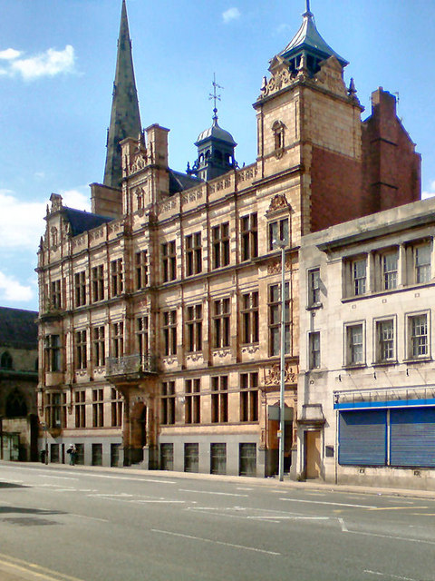 Former Salford Education Offices
