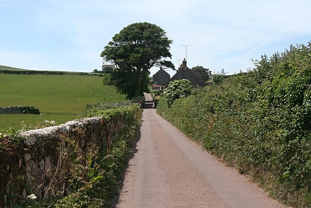 Chivelstone: towards New Houses