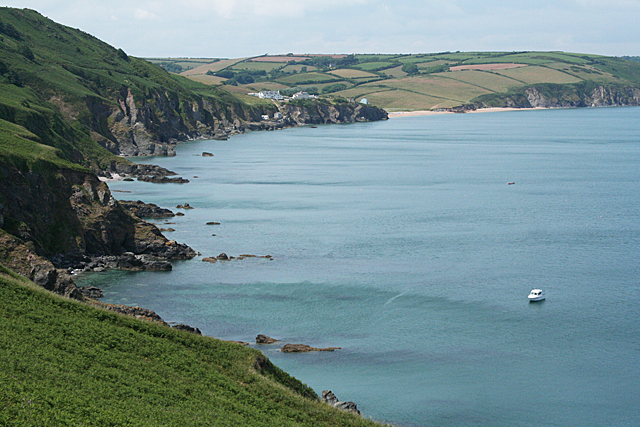 Stokenham: towards Hallsands