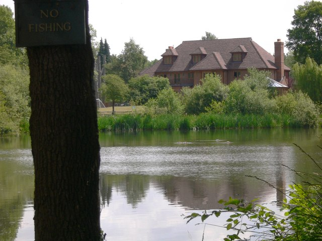 House at Postford Pond