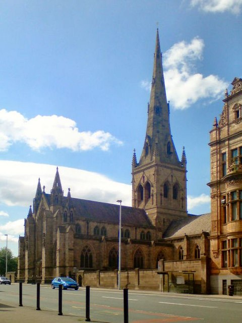 Cathedral Church of St John the Evangelist