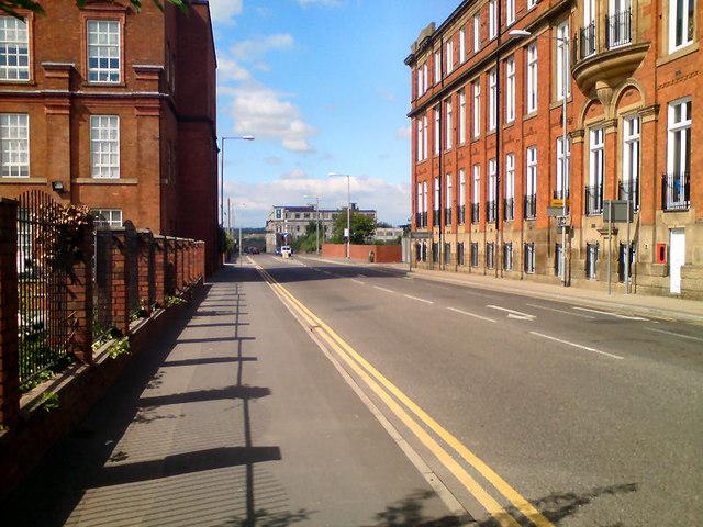 Adelphi Street, Salford