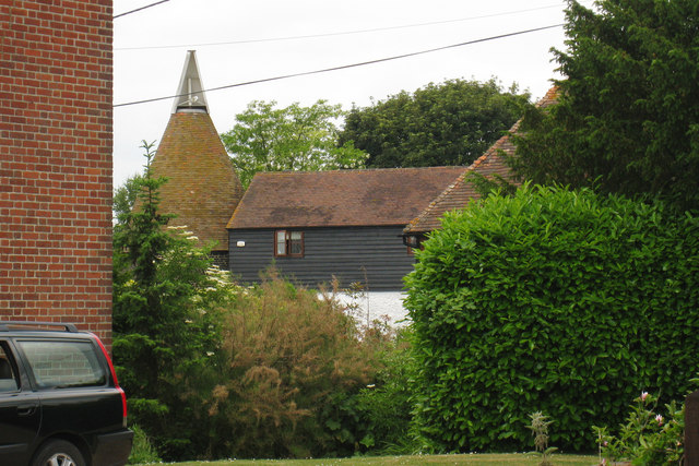 Hares Farm Oast, Goldups Lane, Shottenden, Kent