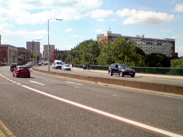 The Crescent (A6) Salford