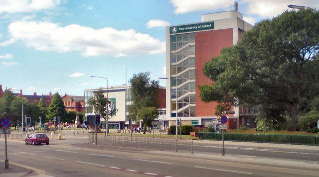 University of Salford, Maxwell Building