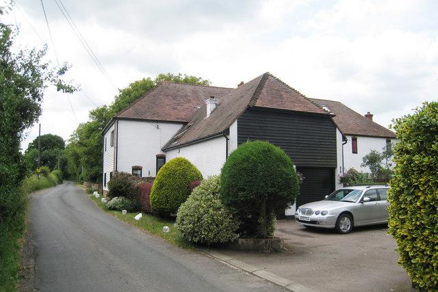 The Old Oast, Little Bower, Molash, Kent