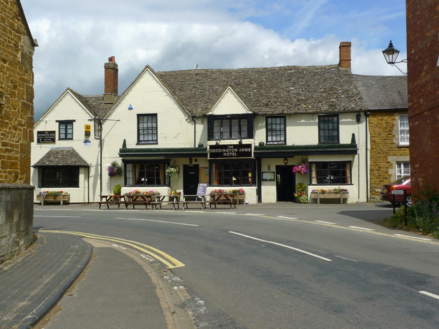 The Deddington Arms, Deddington