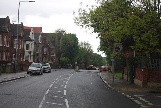 Bedford Hill (B242)