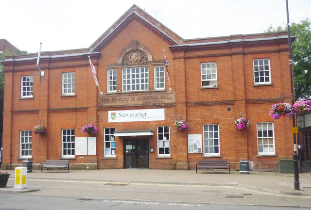 King Edward Memorial Hall, Newmarket