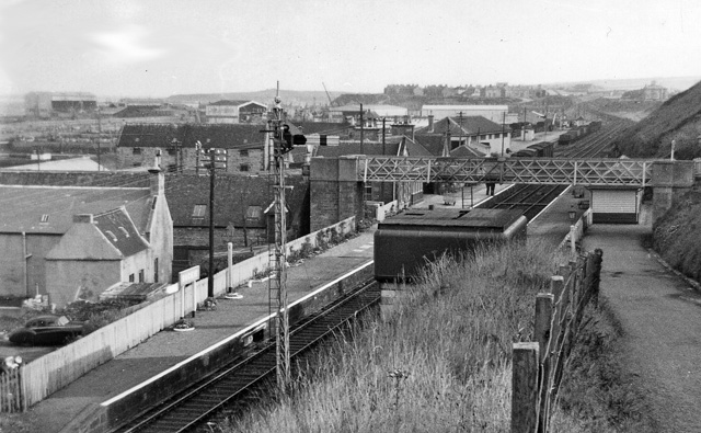 Buckie (GNS) Station