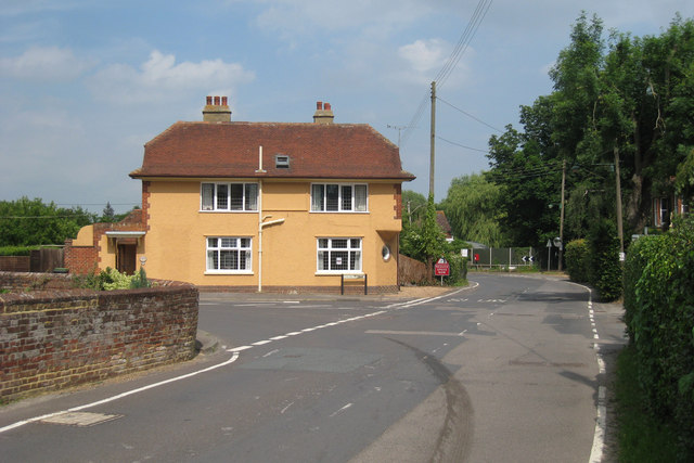 Orange House on Church Road