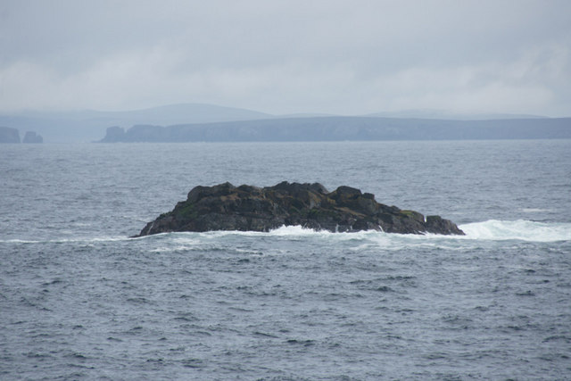 Gaut Skerries, Ramna Stacks