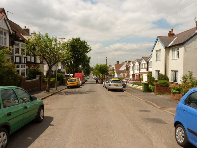 Alexandra Road, Goldthorn Hill