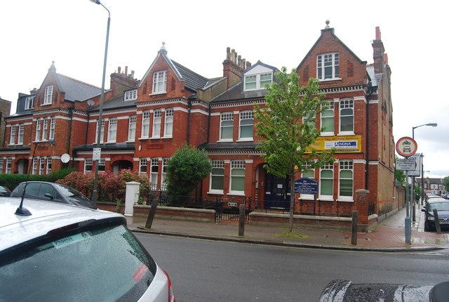 Eveline Nursery School, Ritherdon Rd