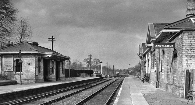 Buckingham Station