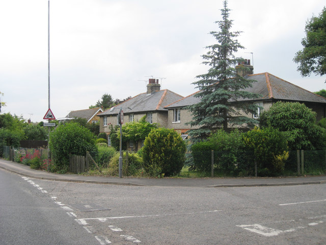 Houses on Island Road