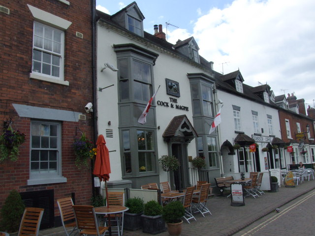 The Cock & Magpie, Bewdley