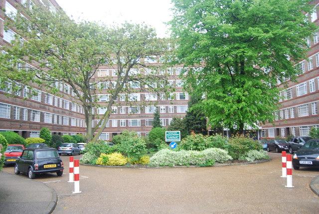 Du Cane Court, Balham