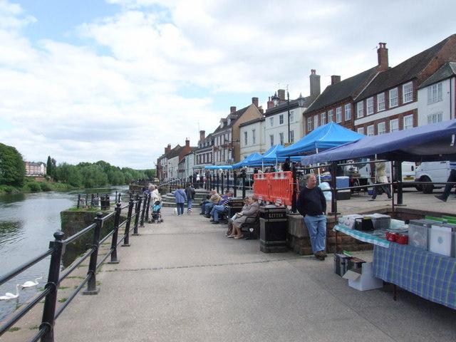 Severnside South, Bewdley