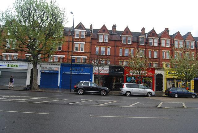 Shops, Balham High Rd