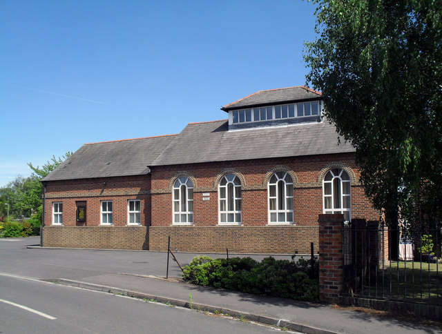 Gospel Hall, Wallingford