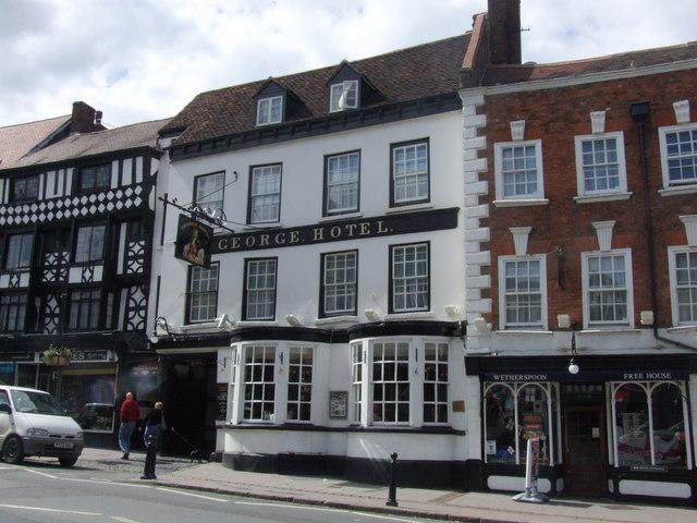 George Hotel, Bewdley
