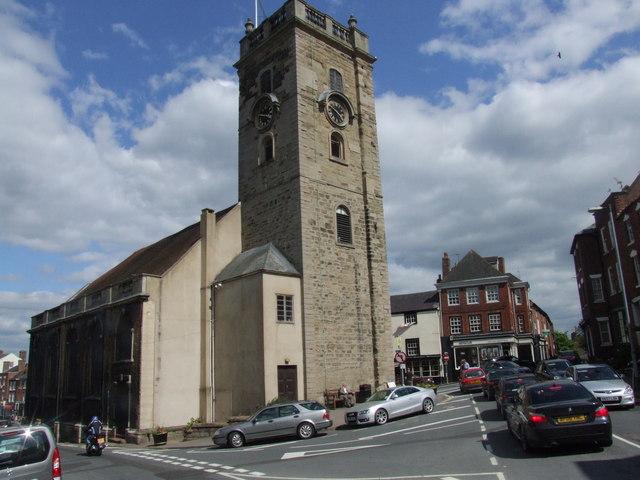 St. Anne's, Bewdley