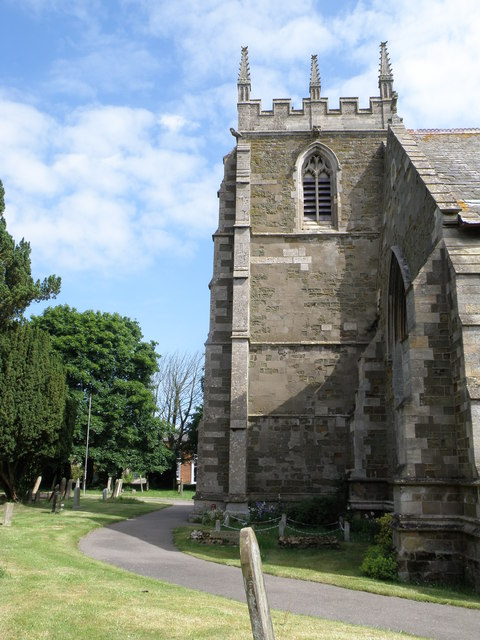 Old Bolingbroke Church