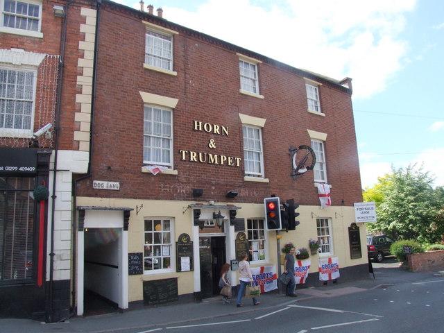 Horn & Trumpet, Bewdley